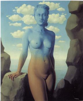Rene Magritte : black magic