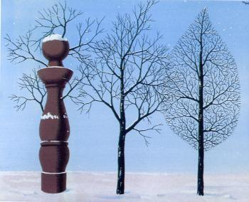Rene Magritte : the new years