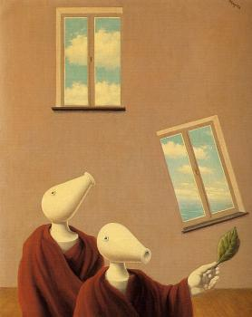 Rene Magritte : natural encounters