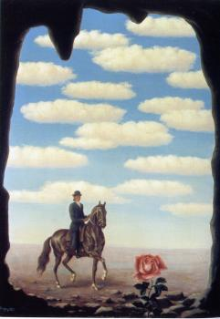 Rene Magritte : the ivory tower