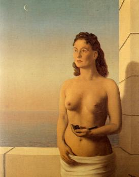 Rene Magritte : freedom of mind