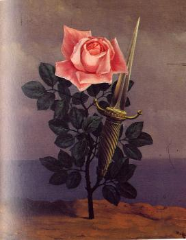 Rene Magritte : the blow to the heart