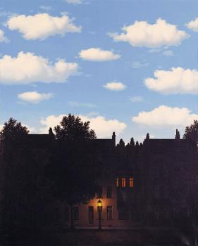 Rene Magritte : the dominion of light