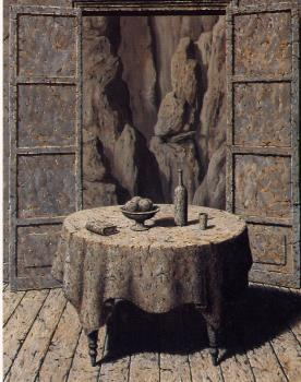 Rene Magritte : memory of a journey II