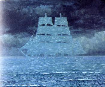 Rene Magritte : the seducer II