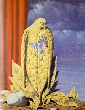 Rene Magritte : the flavor of tears III