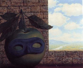 Rene Magritte : the married priest