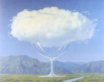Rene Magritte : the heartstring