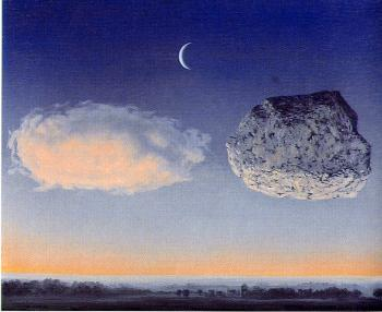 Rene Magritte : the battle of the argonne