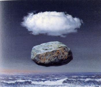 Rene Magritte : clear ideas