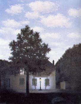 Rene Magritte : the dominion of light II