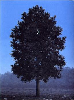 Rene Magritte : the sixteenth of september