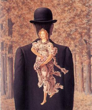 Rene Magritte : the ready-made bouquet II