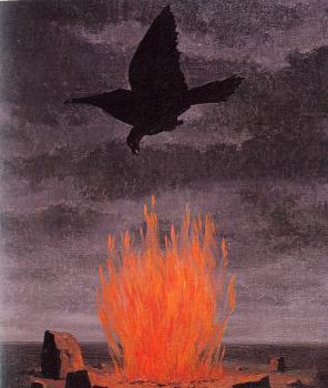 Rene Magritte : the fanatics