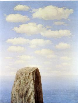 Rene Magritte : the origins of language