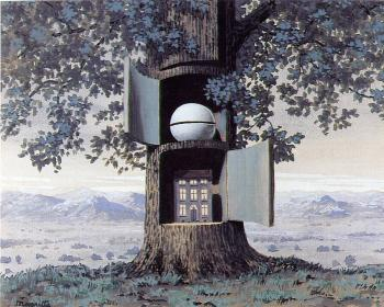 Rene Magritte : blood will tell III