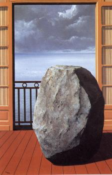 Rene Magritte : the invisible world