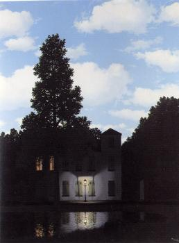 Rene Magritte : the dominion of light III