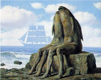 Rene Magritte : the wonders of nature