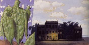 Rene Magritte : the enchanted domain