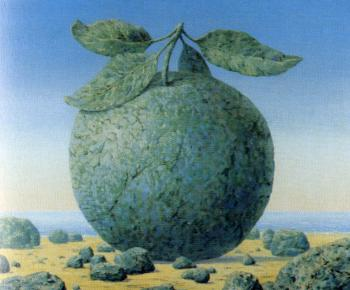 Rene Magritte : the great table