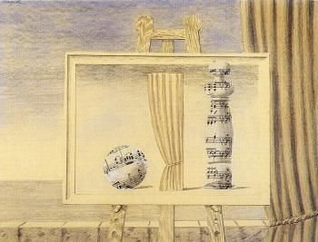 Rene Magritte : untitled II