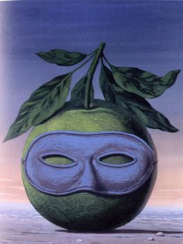 Rene Magritte : memory of a journey IV