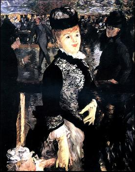 Edouard Manet : Ice skate run