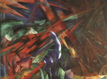Franz Marc : Animal Destinies