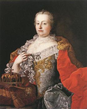 Queen Maria Theresia II
