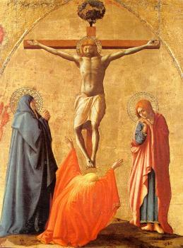 Masaccio : religion oil painting II