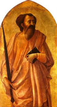 Masaccio : religion oil painting III