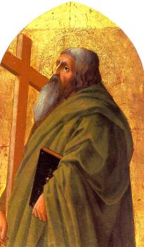 Masaccio : religion oil painting IV