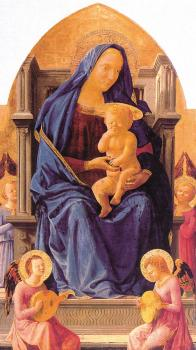 Masaccio : religion oil painting VI
