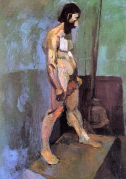 Henri Emile Benoit Matisse : male model