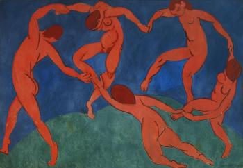 Henri Emile Benoit Matisse : the dance