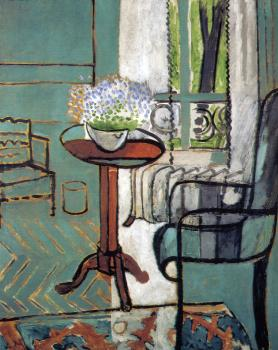 Henri Emile Benoit Matisse : the window