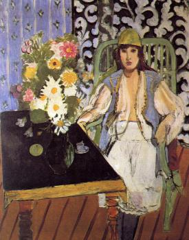 Henri Emile Benoit Matisse : the black table