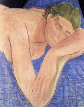 Henri Emile Benoit Matisse : the dream