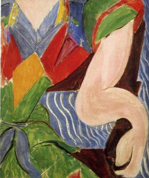 Henri Emile Benoit Matisse : the arm