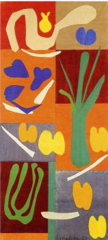 Henri Emile Benoit Matisse : Vegetables