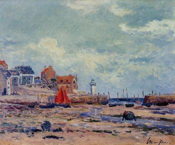 Maxime Maufra : At Low Tide