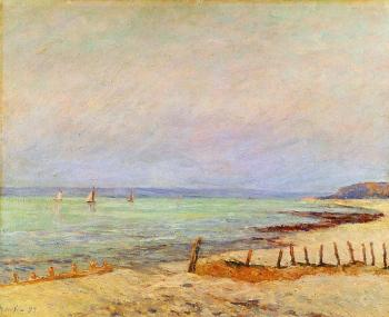 Maxime Maufra : Dusk, the Mouth of the Seine