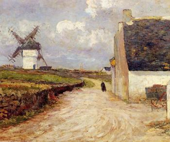 Maxime Maufra : Near the Mill