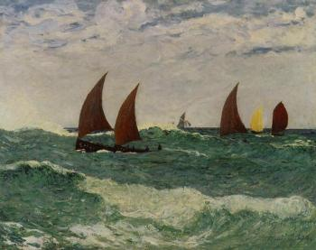 Maxime Maufra : Passing through the Bar