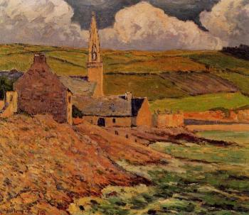 Maxime Maufra : Saint Michel's Church