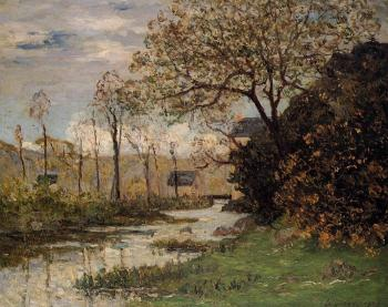 Maxime Maufra : The Auray River, Spring