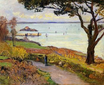 Maxime Maufra : The Bay of Douarnenez