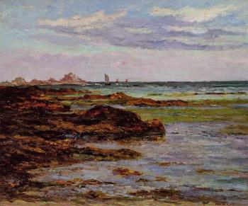 Maxime Maufra : The Coastline in Brittany