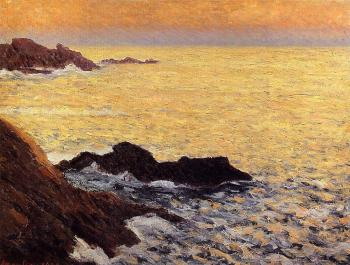 Maxime Maufra : The Golden Sea, Quiberon